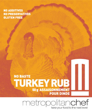 Turkey Rub