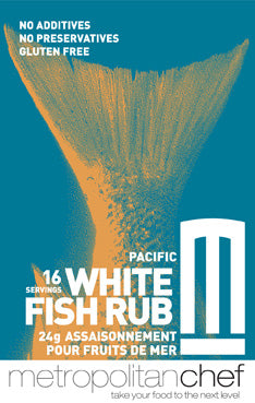 Pacific Whitefish Rub