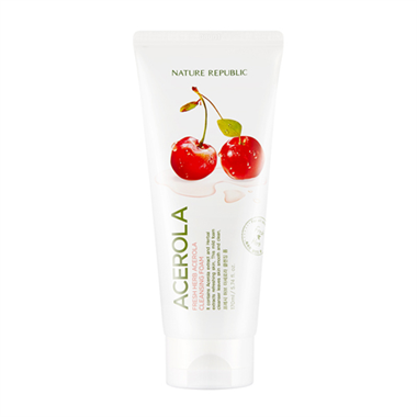 FRESH HERB ACEROLA CLEANSING FOAM