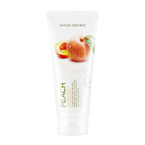 Crazy Sale . Each $45 dollars Get 1 Free face Mask Sheet FRESH HERB PEACH CLEANSING FOAM (CRAZY SALE EXPIRED 21.10)