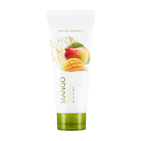REAL NATURE MANGO FOAM CLEANSER(R)