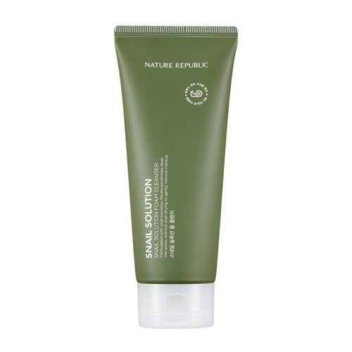 SNAIL SOLUTION FOAM CLEANSER(RRR)