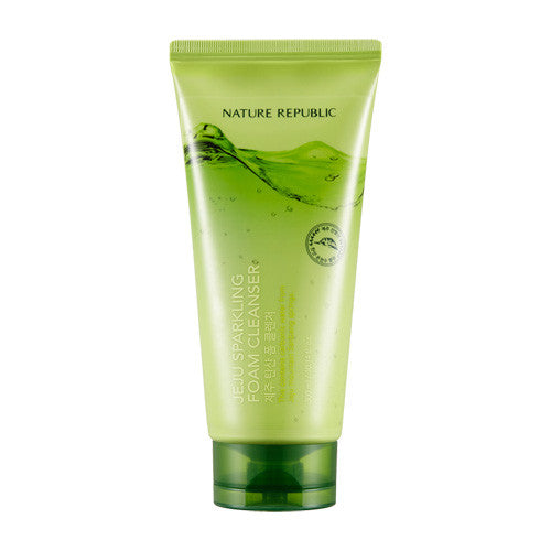 JEJU SPARKLING FOAM CLEANSER(BIG)