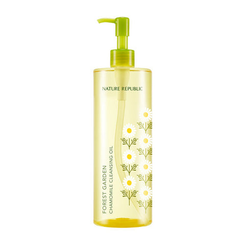 FOREST GARDEN CHAMOMILE CLEANSING OIL-SUPER SIZE(500ml)