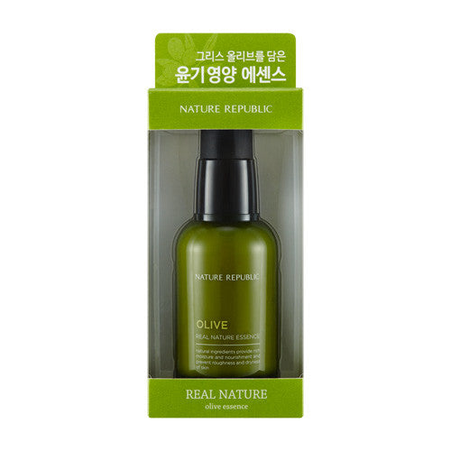 REAL NATURE OLIVE ESSENCE