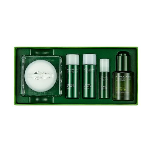 GINSENG ROYAL SILK WATERY CREAM SPECIAL SET (CREAM + AMPOULE)