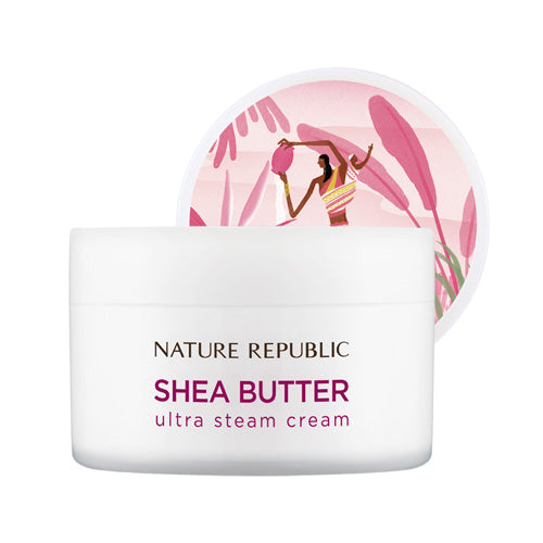 SHEA BUTTER STEAM CREAM_ULTRA (CRAZY SALE )