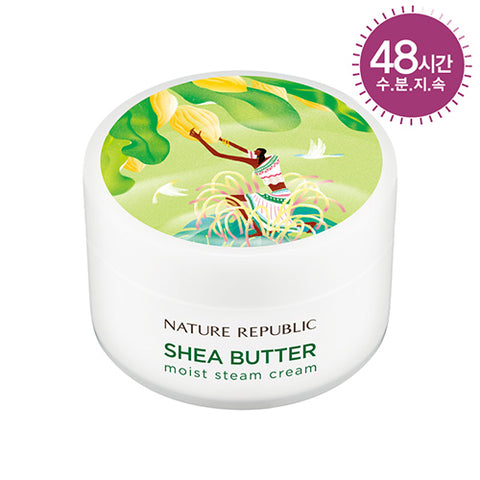 SHEA BUTTER STEAM CREAM_MOIST