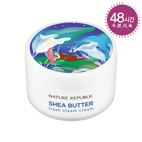 SHEA BUTTER STEAM CREAM_FRESH