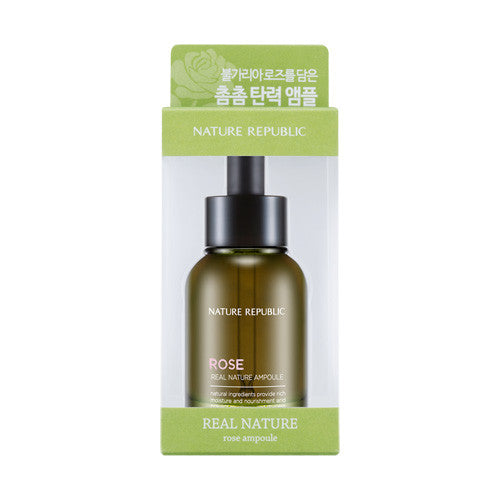 REAL NATURE ROSE AMPOULE