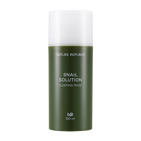 SNAIL SOLUTION SLEEPING MASK