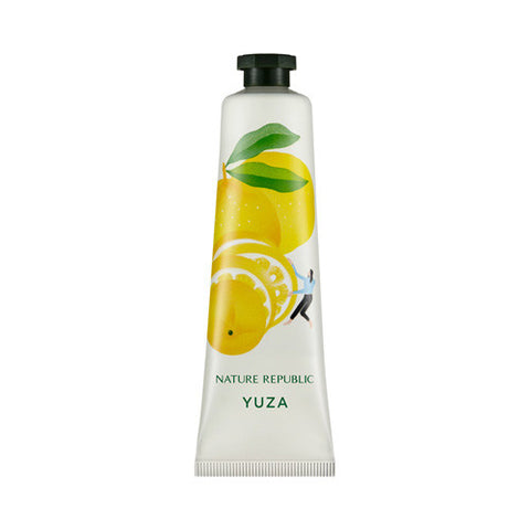 HAND&NATURE YUZA HAND CREAM