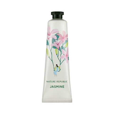 HAND&NATURE JASMINE HAND CREAM
