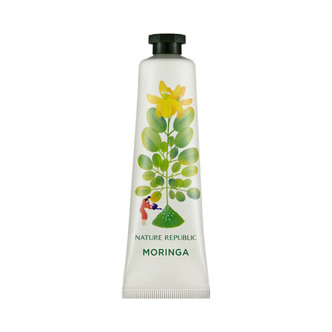 HAND&NATURE MORINGA HAND CREAM