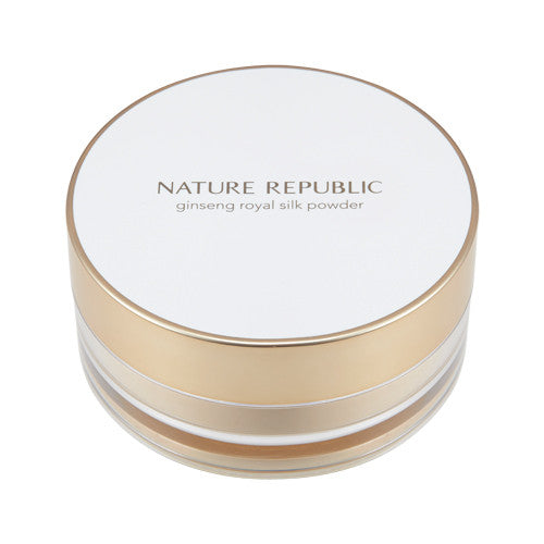 GINSENG ROYAL SILK POWDER 01PURE BEIGE