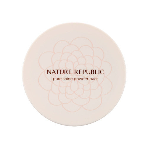 PURE SHINE POWDER PACT 23 NATURAL BEIGE