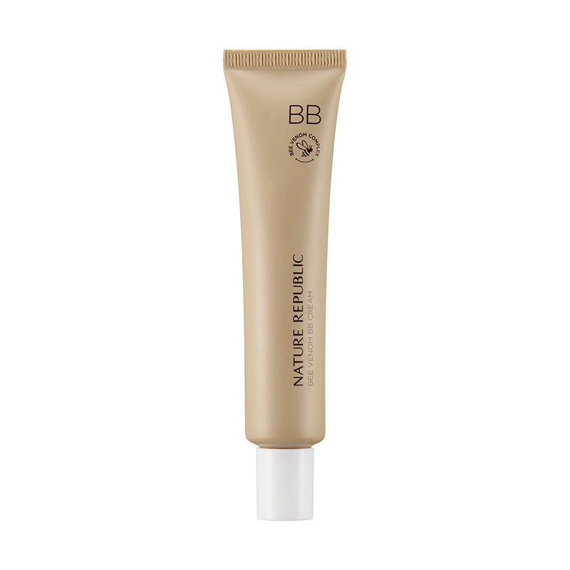 BEE VENOM BB CREAM 02 NATURAL BEIGE