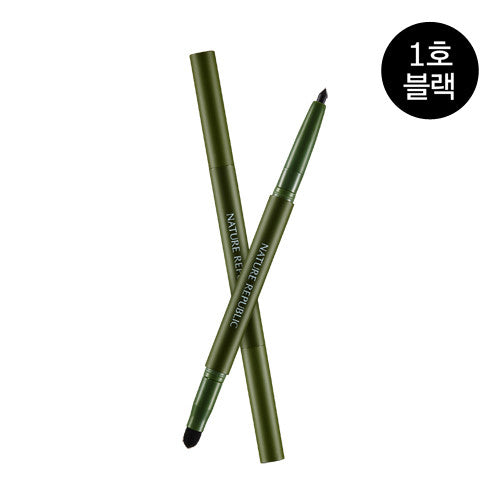 BY FLOWER AUTO EYELINER 01 BLACK