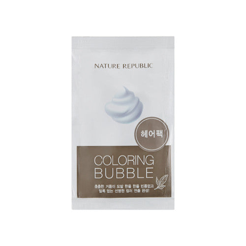 HAIR & NATURE COLORING BUBBLE_3B DEEP CHIC BLACK