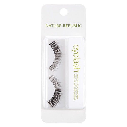 BEAUTY TOOL EYELASH 05 FULL VOLUME & WING