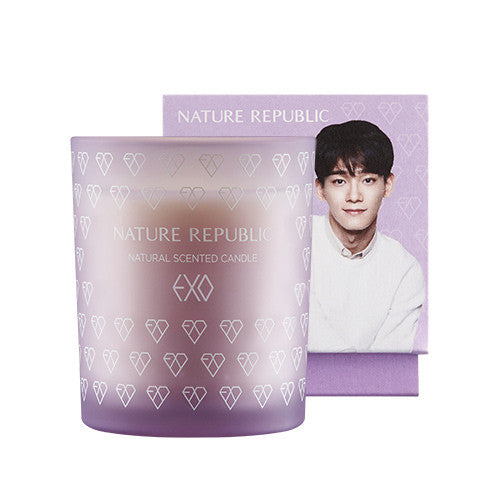 [EXO EDITION- CHEN] NATURAL SCENTED CANDLE