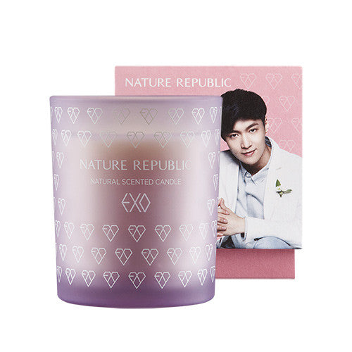 [EXO EDITION- LAY] NATURAL SCENTED CANDLE