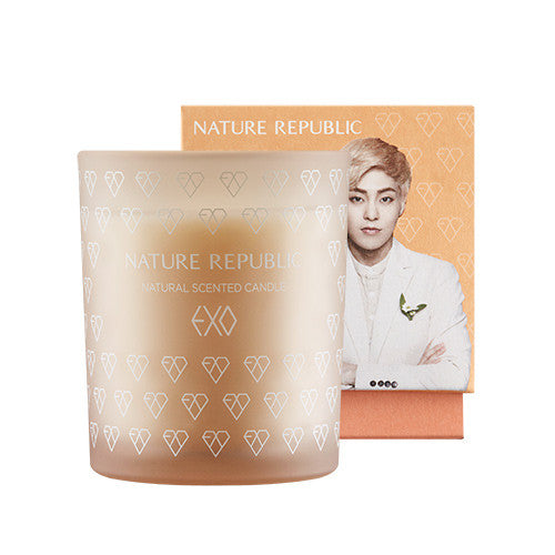 [EXO EDITION- XIUMIN] NATURAL SCENTED CANDLE