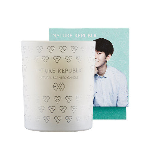 [EXO EDITION- BAEKHYUN] NATURAL SCENTED CANDLE