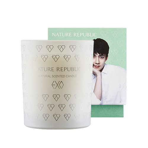 [EXO EDITION- SEHUN] NATURAL SCENTED CANDLE