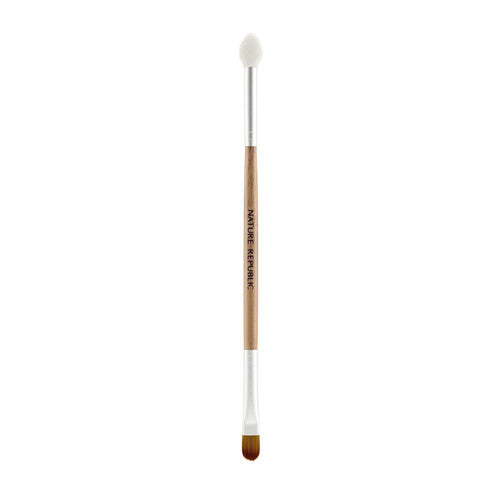 NATURE'S DECO DUAL EYE SHADOW BRUSH