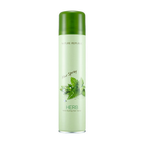 HERB STYLING HAIR SPRAY