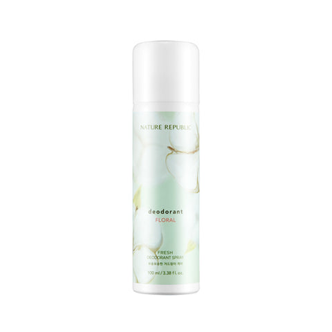 FRESH DEODORANT SPRAY - FLORAL