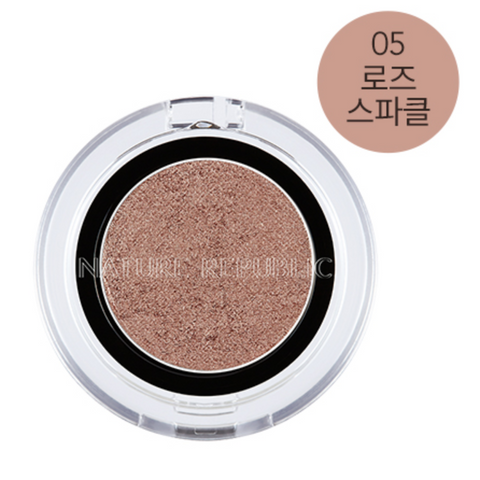 BY FLOWER EYE SHADOW 05 ROSE SPARKLE