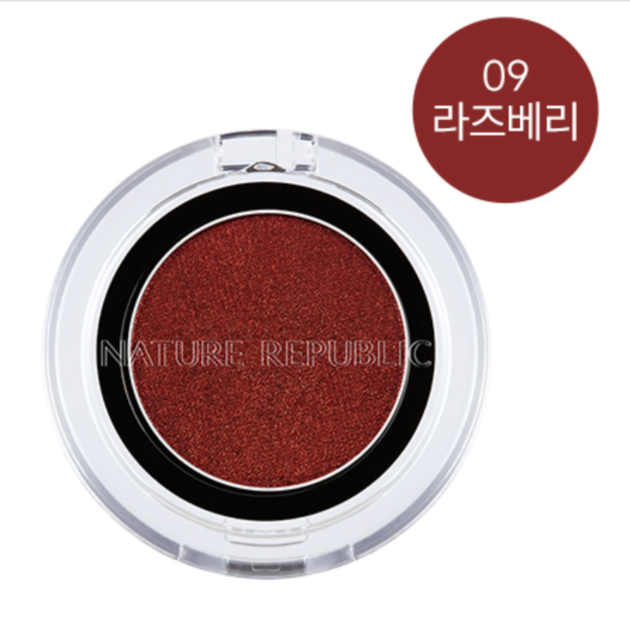 BY FLOWER EYESHADOW 09 RASPBERRY