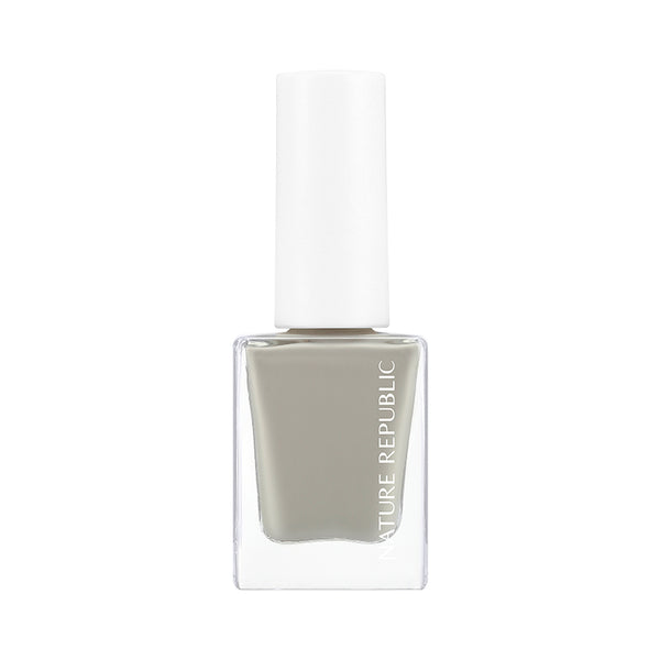COLOR & NATURE NAIL COLOR 12 CLASSIC GRAY