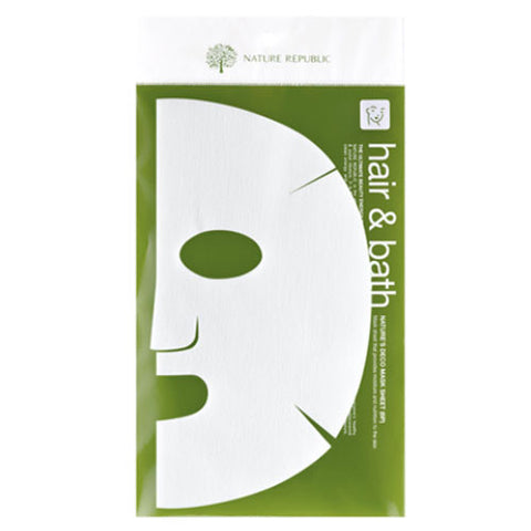 BEAUTY TOOL DECO MASK SHEET (6P)
