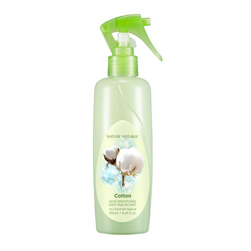 SKIN SMOOTHING BODY PEELING MIST-COTTON