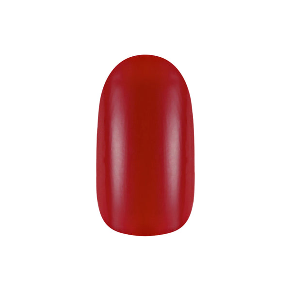COLOR & NATURE NAIL COLOR 02 JUNGLE RED
