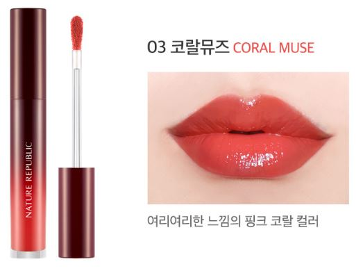 REAL LIP FLASH 03 CORAL MUSE