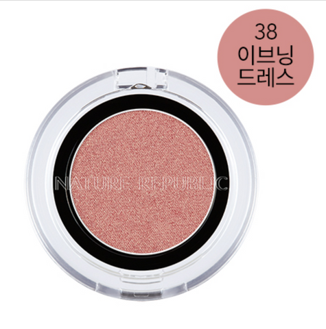BY FLOWER EYESHADOW 38 EVENING DRESS