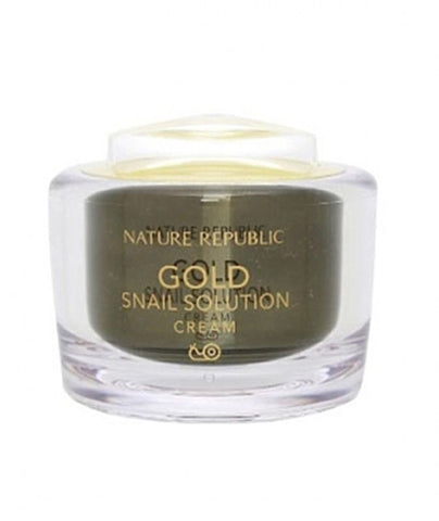 SNAIL SOLUTION GOLD CREAM( R )