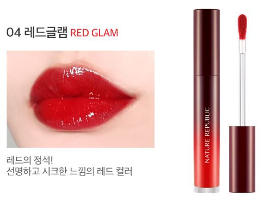 REAL LIP FLASH 04 RED GLAM