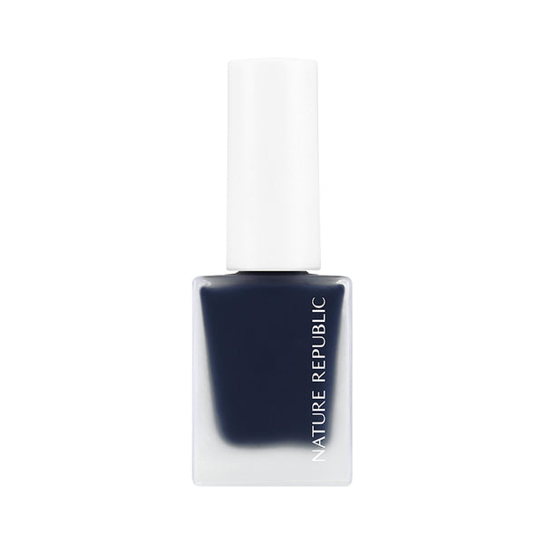 COLOR & NATURE NAIL COLOR 44 GENTLE NAVY
