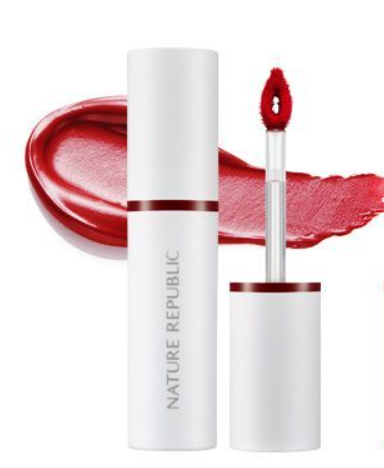 BY FLOWER TRIPLE MOUSSE TINT 04 CHIC RED MOUSSE