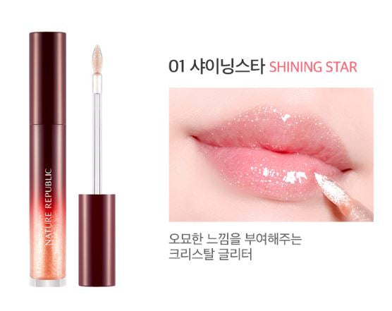 REAL LIP FLASH 01 SHINING STAR