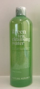 DAILY FRESH GREEN TEA CLEANSING WATER