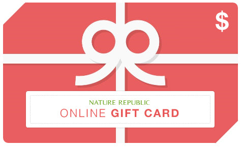 Nature Republic Canada Gift Card (online & in-store)