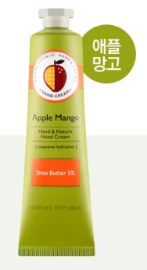 HAND & NATURE APPLE MANGO HAND CREAM
