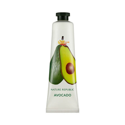 HAND&NATURE AVOCADO HAND CREAM