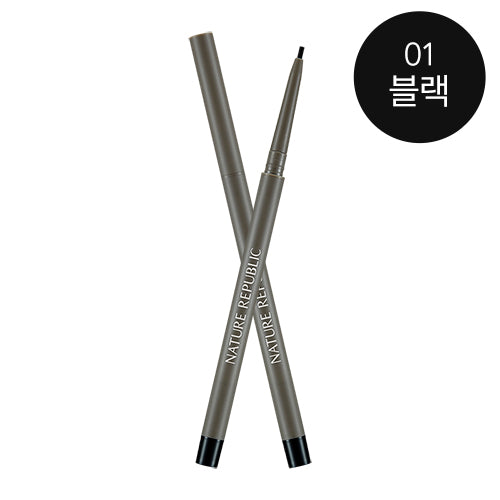 MICRO SLIM FIT EYELINER 01 BLACK